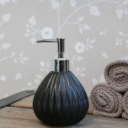 Tvålpump svart