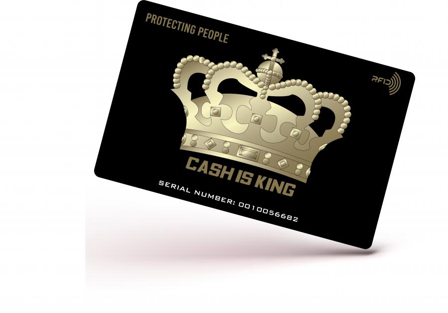 Cash is king member cardcta image