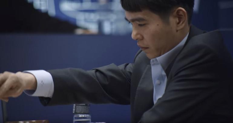 Recension av filmen AlphaGo