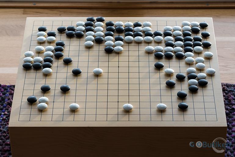 Go – det svåraste enkla spelet