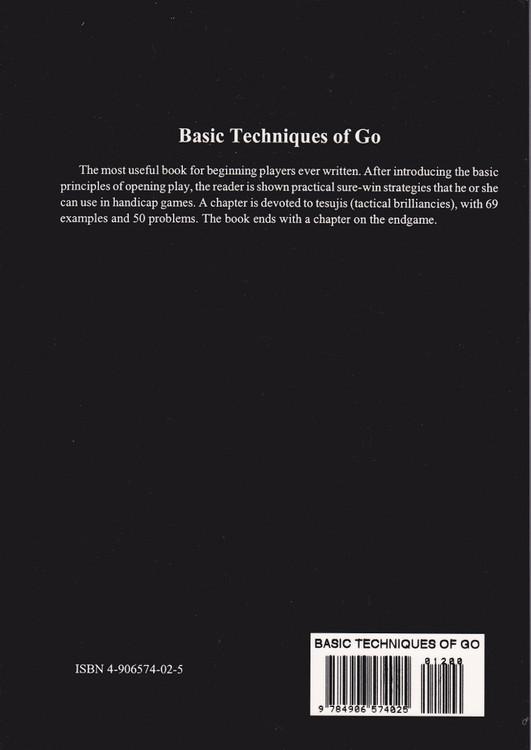 Basic Techniques of Go