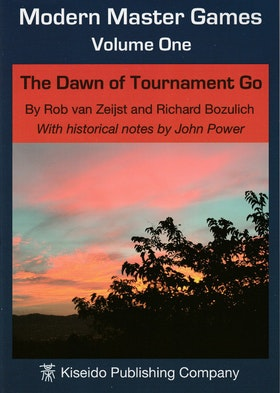 Modern Master Games, Vol 1: The Dawn of Tournament Go