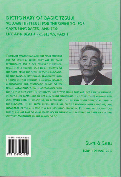 Dictionary of Basic Tesuji, Volume 3