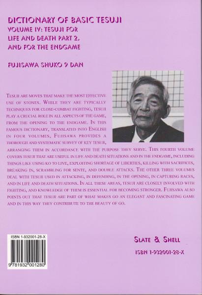 Dictionary of Basic Tesuji, Volume 4