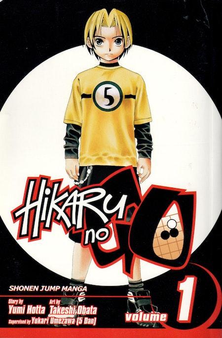 Hikaru no Go volume 1 - Descent of the Go master