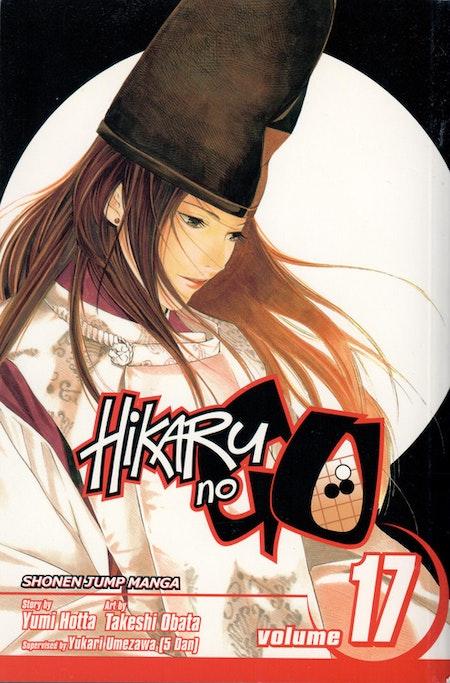 Hikaru no Go volume 17 - A familiar face