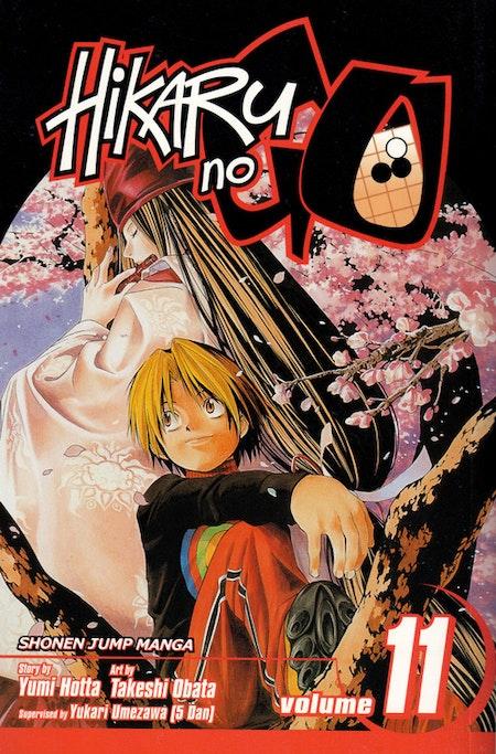 Hikaru no Go volume 11 - Fierce battle