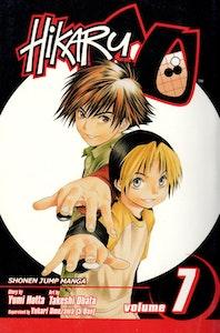 Hikaru no Go volume 7 - the young lions tournament