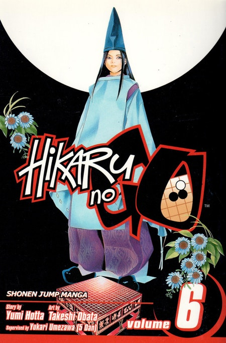 Hikaru no Go volume 6 - The insei exam