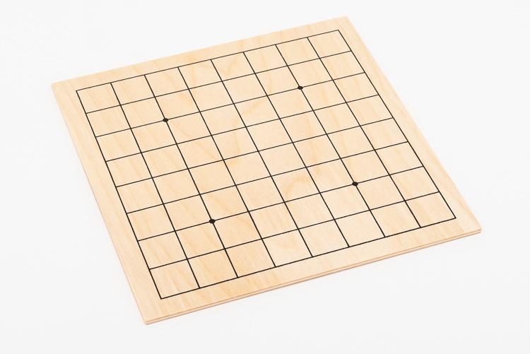 9x9-bräde i plywood