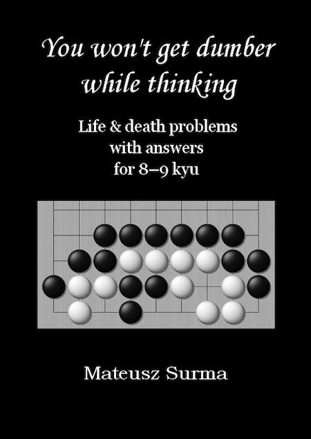 You won't get dumber while thinking - 8-9 kyu
