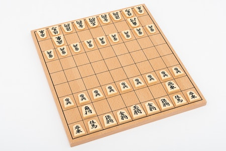 Shogi - komplett spel