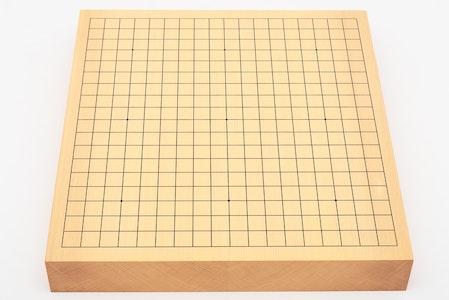 Go-spel, bräde i shinkaya, träskålar och 10 mm glasstenar