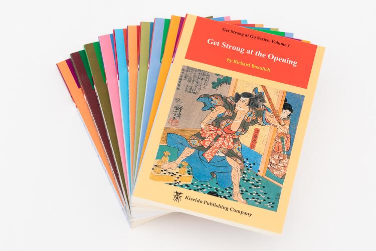 Serie - Get Strong at Go - 10 böcker