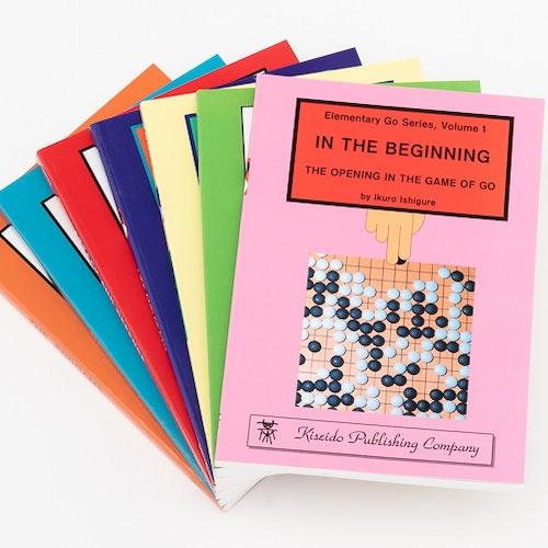 Serie - Elementary Go - 7 böcker