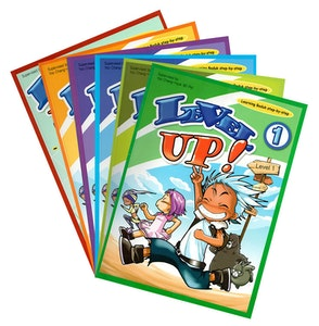 Serie - Level Up 1-5 + Review 1