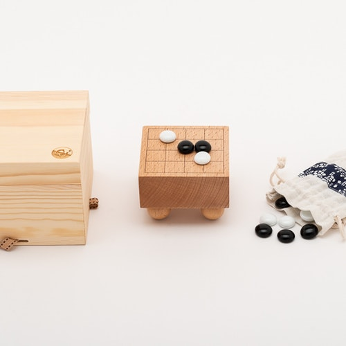 Miniatyr-Go - perfekt present till Go-spelaren som har allt!