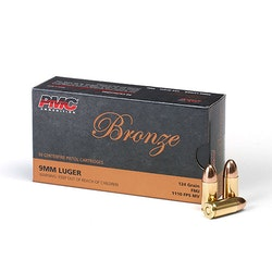 PMC 9x19 124gr FMJ