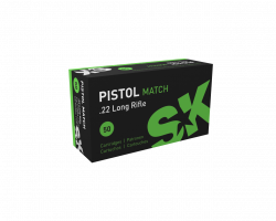 SK Pistol Match .22lr