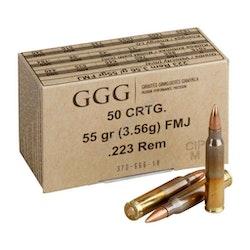 GGG .223 55gr FMJ