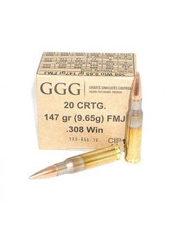 GGG .308 147gr FMJ