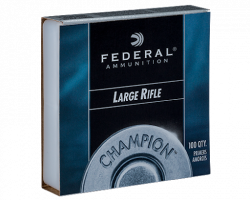 Federal Large Rifle #210
