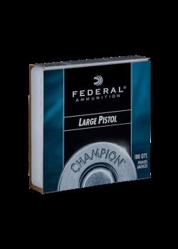 Federal Large Pistol #150
