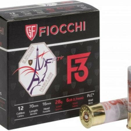 Fiocchi F3 12/70 Bird 28g