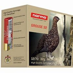 Norma Grouse 32g 12/70