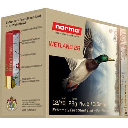 Norma Wetland 28g 12/70