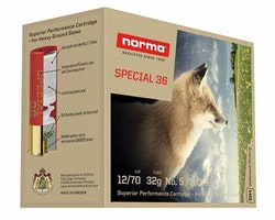 Norma Special 36g 12/70