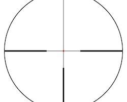 GPO Spectra 8X 1-8x24 Belyst