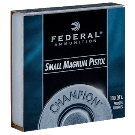 Federal Small Pistol Magnum #200
