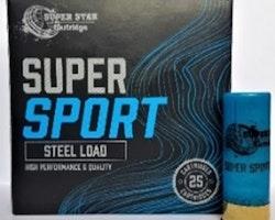 SuperStar Cartridge Super Sport Stål 24g