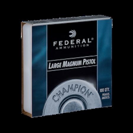 Federal Large Pistol Magnum #155