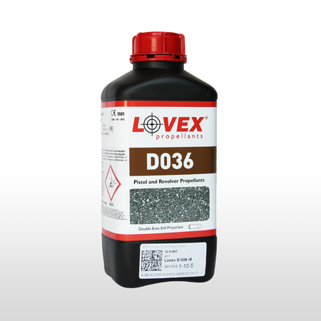 Lovex D036 0.5kg