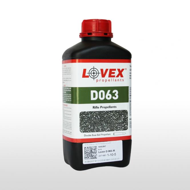 Lovex D063 0.5kg