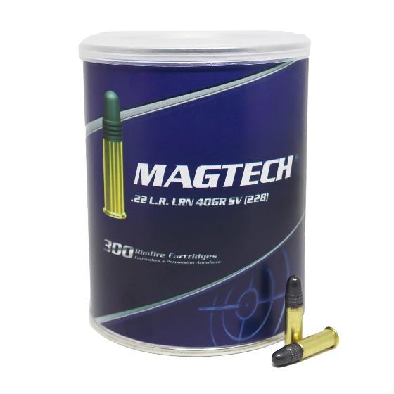 Magtech LRN .22lr 300st