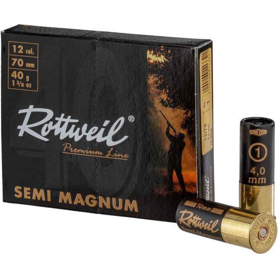 Rottweil Semi-Magnum 12/70 40g US1-US6