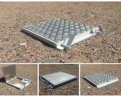 Activator Plate / Stomp Box / Bear Trap