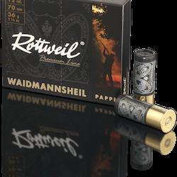 Rottweil Waidmannsheil Papp/Filt 36g 12/70