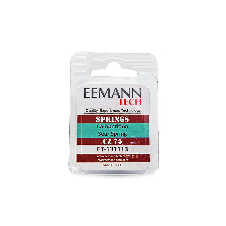 Eemann Tech Competition Sear Spring (-10% power) for CZ