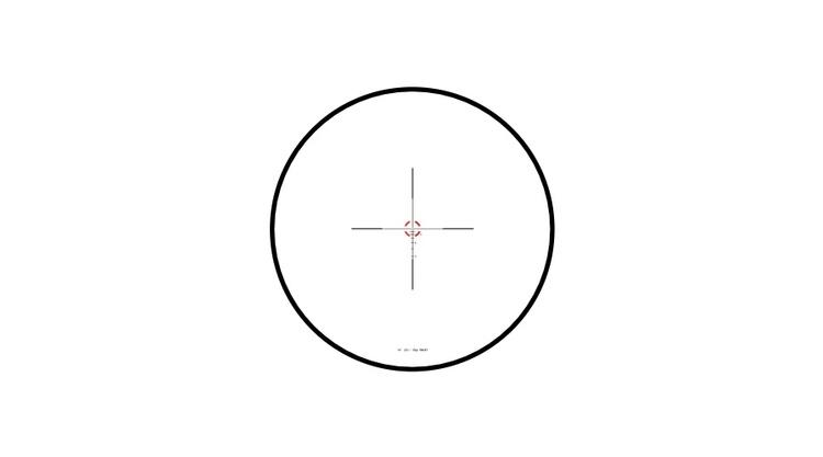 Trijicon Credo 1-6x24 (SFP)