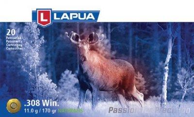 Lapua Naturalis .308 11g
