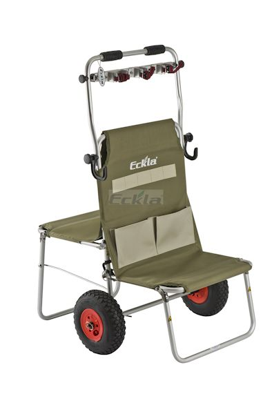 Eckla Multi Rolly - Olive Green