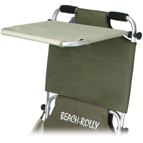 Eckla Sunroof and Windscreen for Beach Rolly - Olive Green/Beige