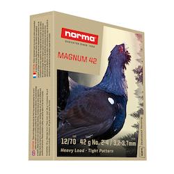 Norma Magnum 42g 12/70