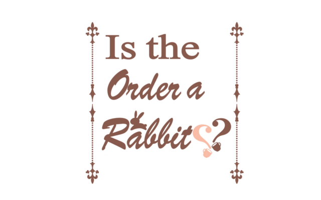 Is the Order a Rabbit? - Enami