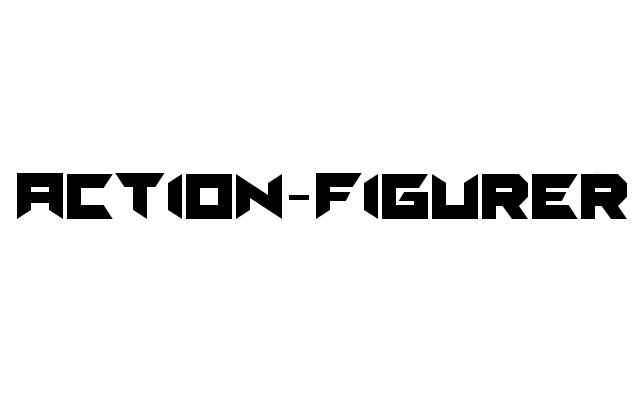 Action-figurer - Enami