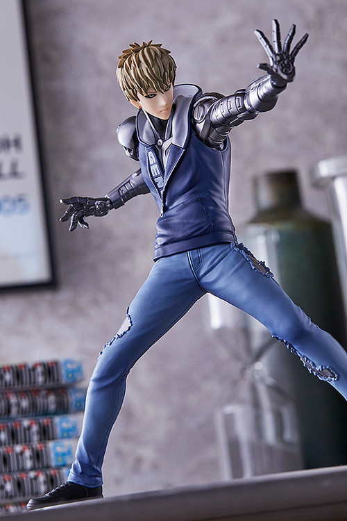 POP UP PARADE Figure 013 Genos (One Punch Man)